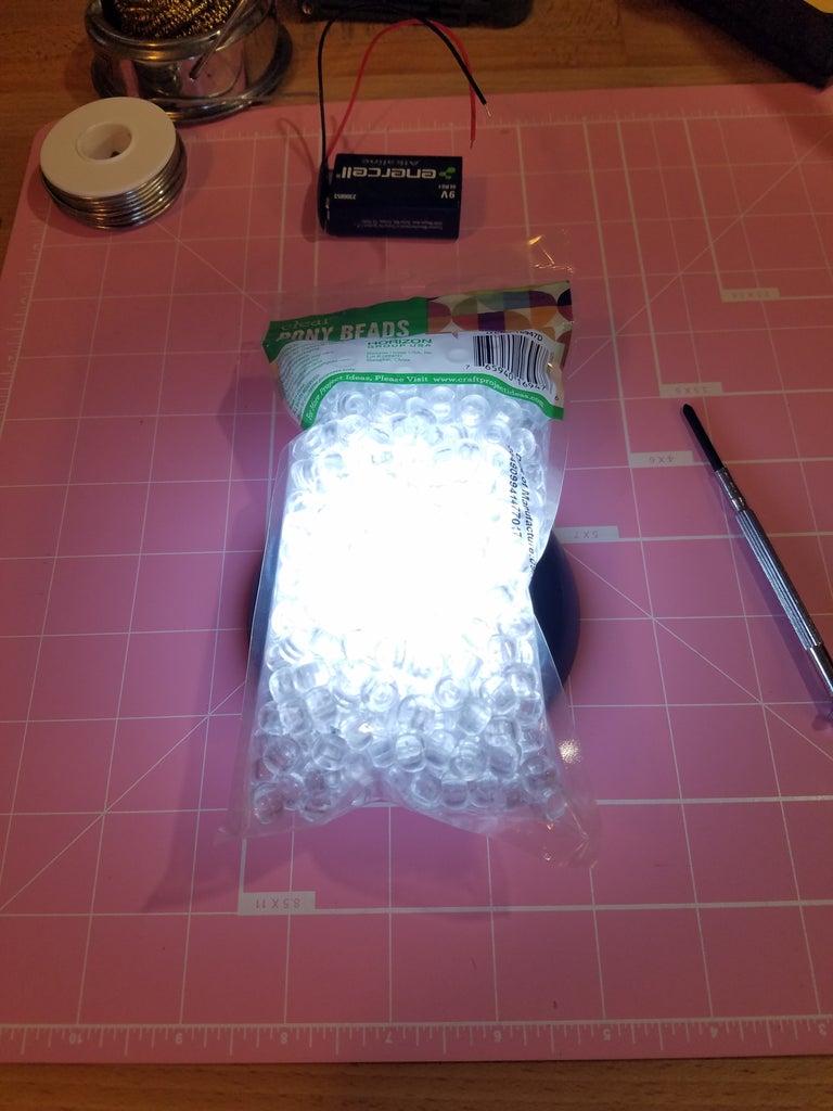 Lighting and Diffusion
