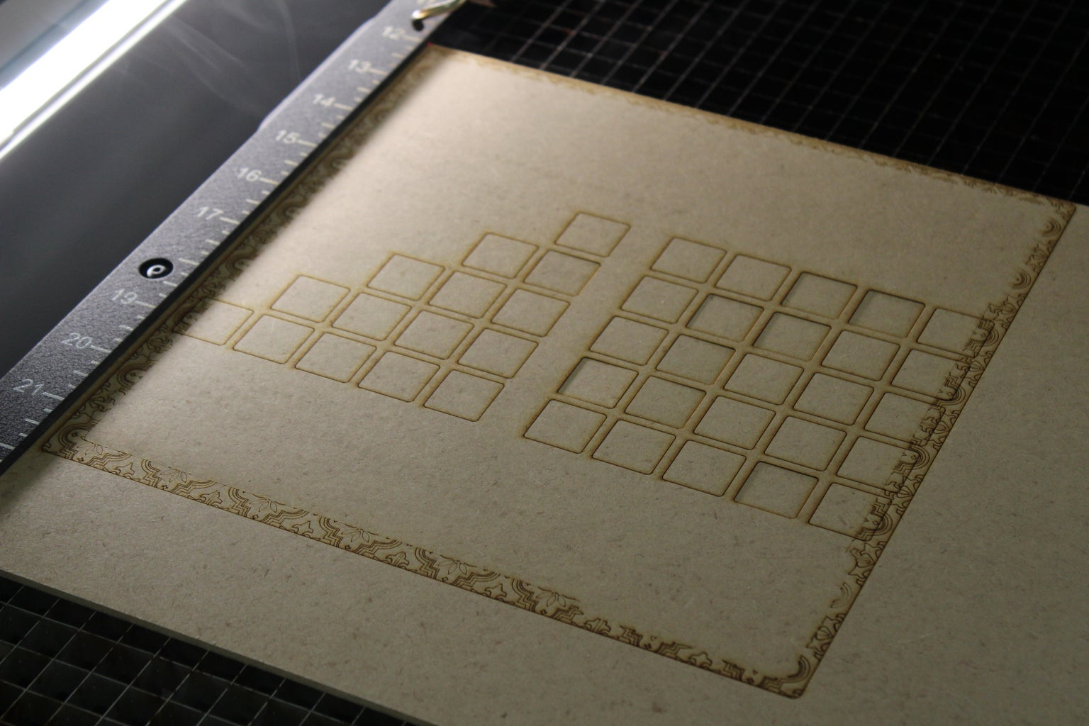 Create the Board (x4)