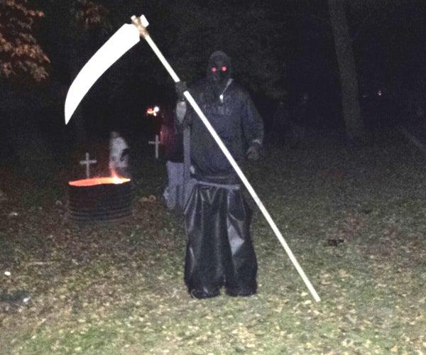 Grim Reaper Scythe / Sickle