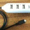 DIY micro USB Hub for Raspberry Pi Zero