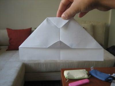 Fold Top Tip Down