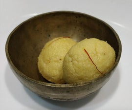 Chanar Sandesh-Indian Cottage Cheese Sweet Meat
