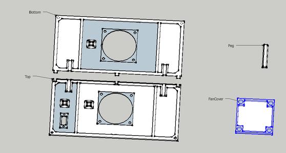 On Demand Ventilation for PLA Printing