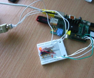 How to Connect Raspberry Pi Over Serial Port?