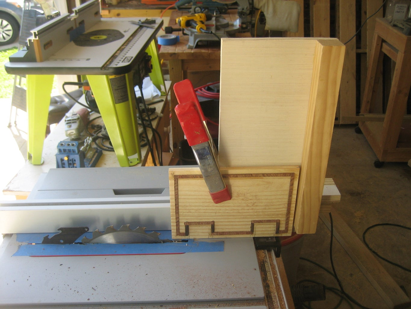 THINNING THE THICK INLAY