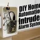 DIY Home Automation Intruder Alarm System!