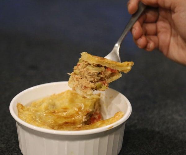 Tuna Pie for 1