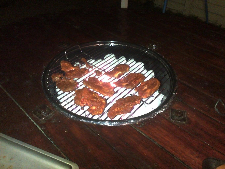 BBQ/Braai Table