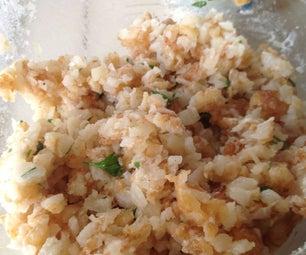 Mashed Potato Tots