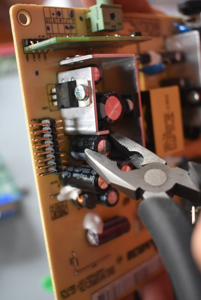 Inspect and Replace Defective Component