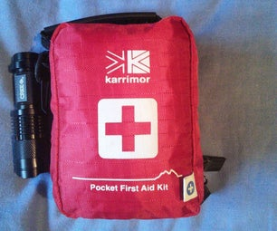 Easy Camping First Aid Kit