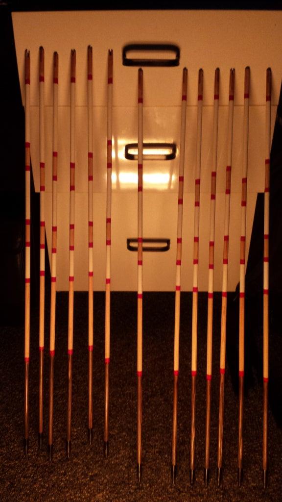 Traditional Arrows