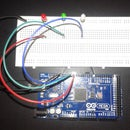 Controlling Home Lights With Computer by Using Arduino Mega 2560.