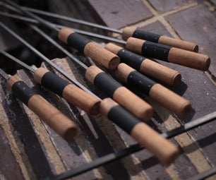Fire Cooking Tools