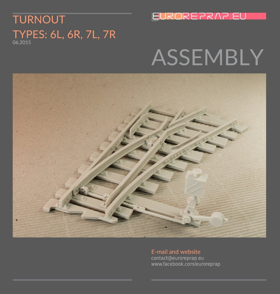 Now, Assembly Instructions (pdf) for the Chosen Models...