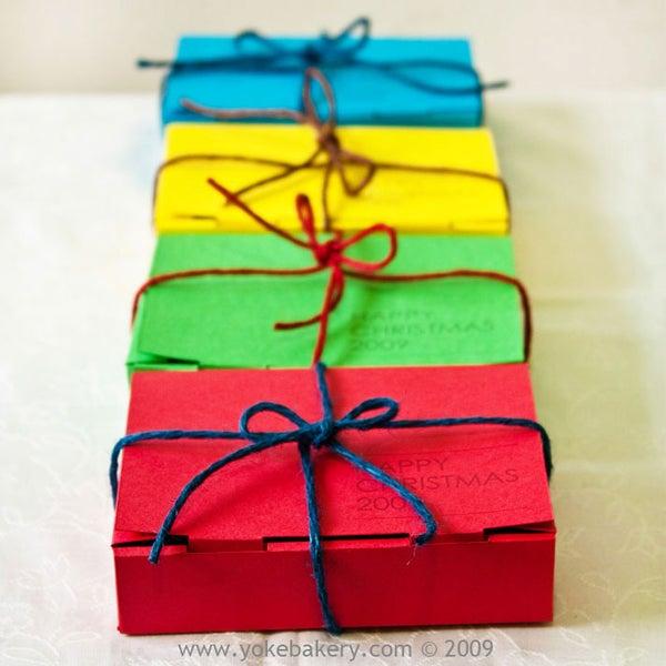 Mini Xmas Gift Parcels