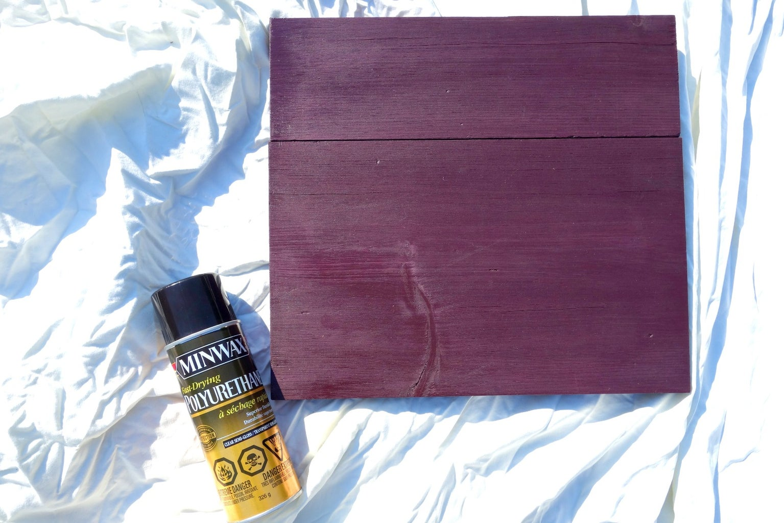 Stain and Varnish