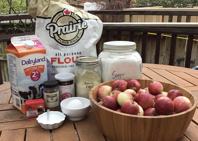 Harvest Apple Fritters