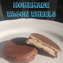 Homemade Wagon Wheels! (chocolate biscuit)