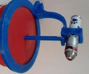 Laser Barometer