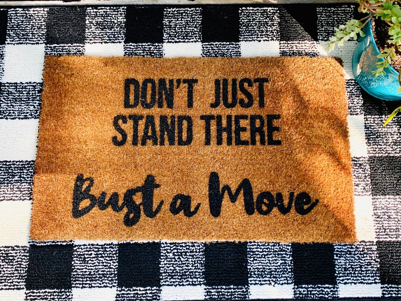 How to Make a Custom Doormat