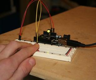 Arduino Reaction Time Tester