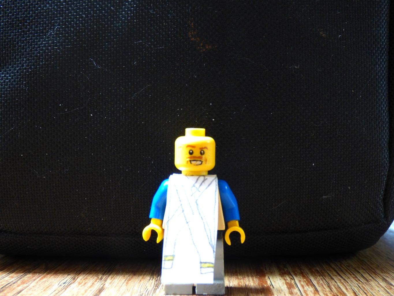 Step 3: Priest's Stole