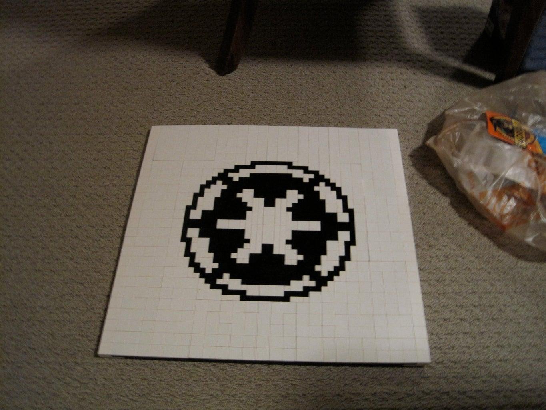 Basics of Lego Structures - Mosaics