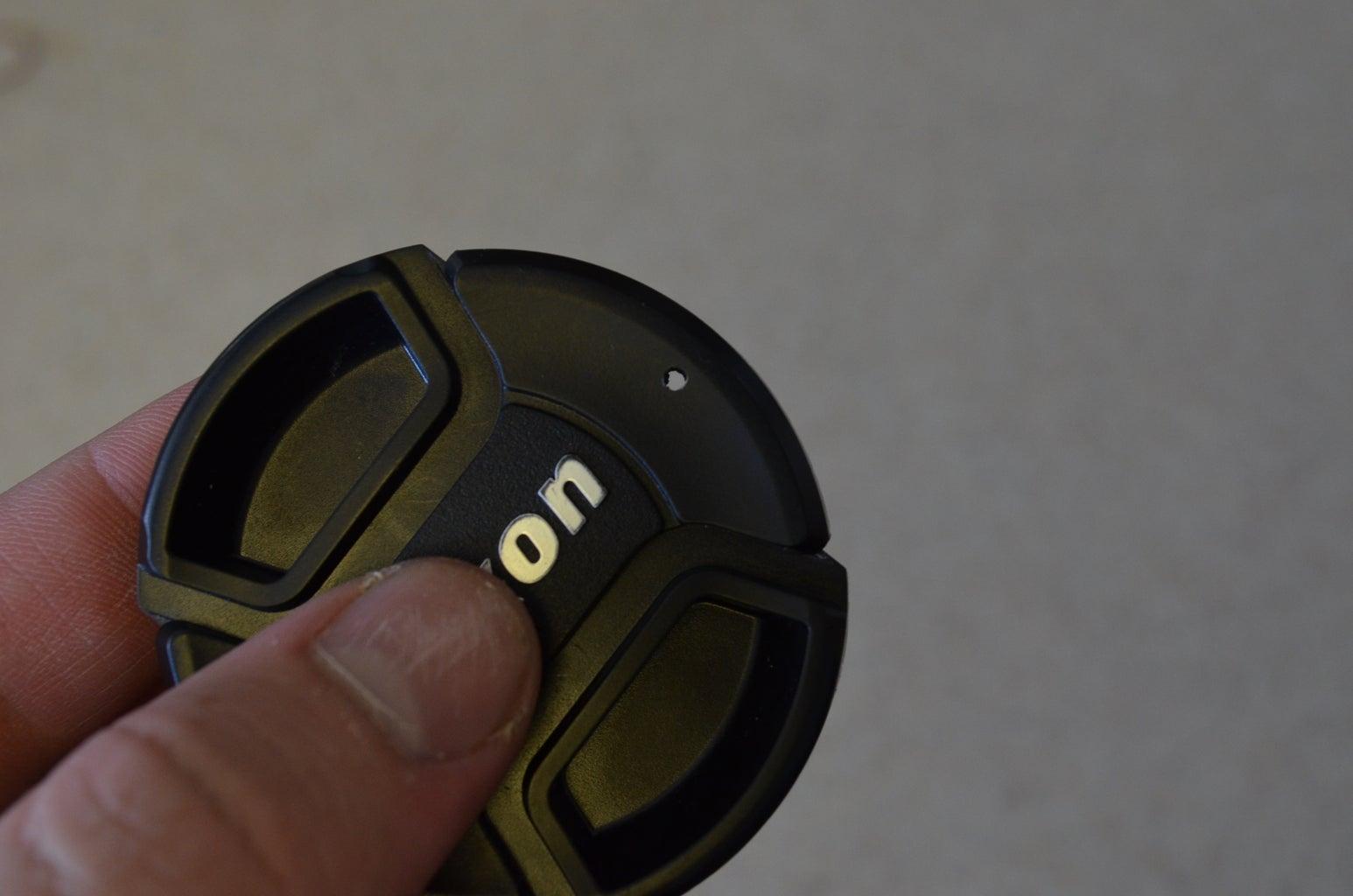 Bonus Lens Cap Tether