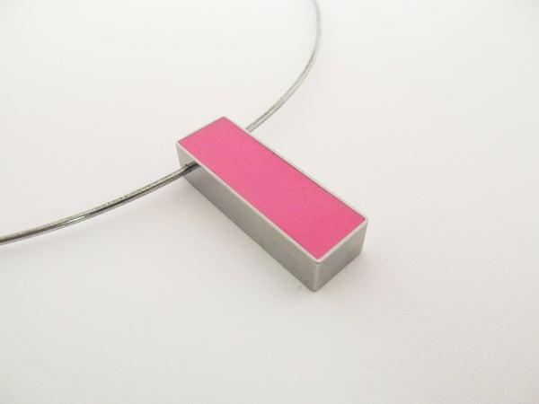 Polymer Bar Pendant