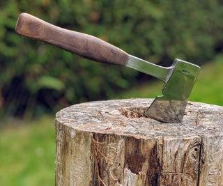 Carpenter's Hatchet Restoration and Customization