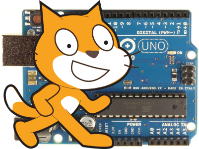 Scratching With Arduino