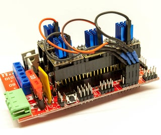UART This! Serial Control of Stepper Motors With the TMC2208, Ramps 1.4 and Marlin