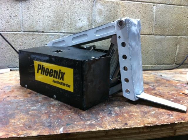 Phoenix - 30 lb Combat Robot