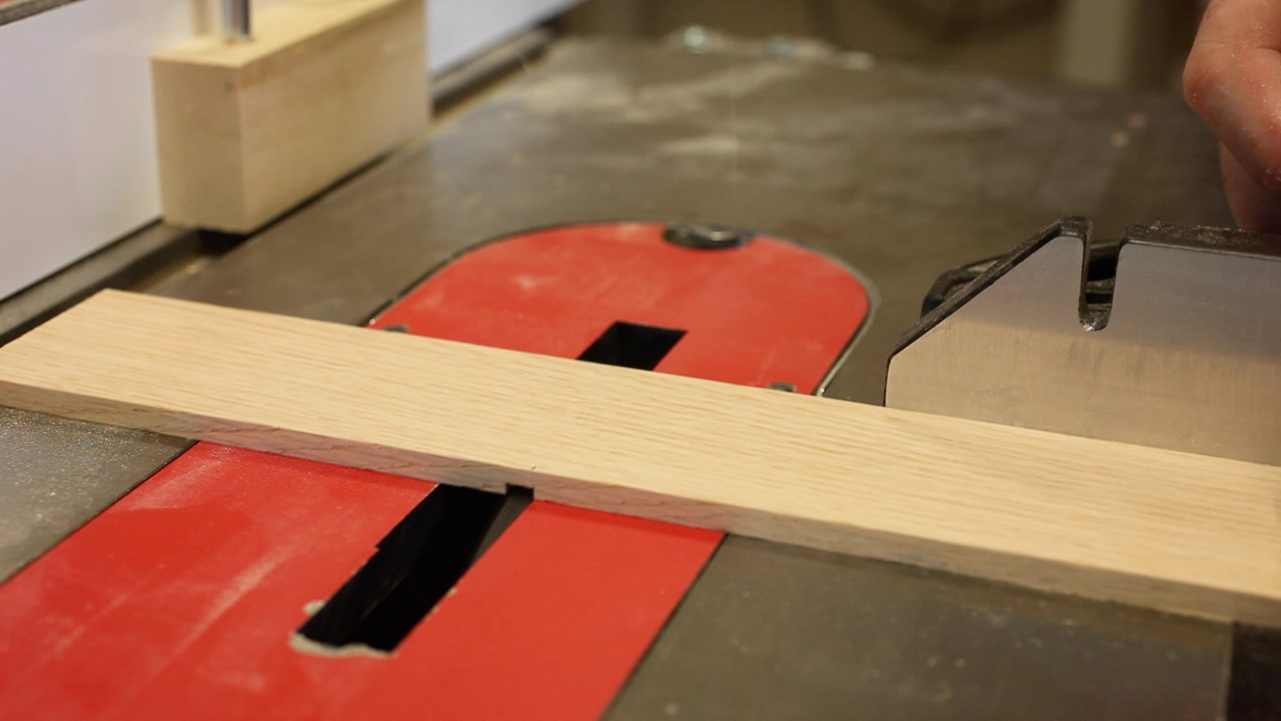 The Rabbets, Dados, and Glue Up