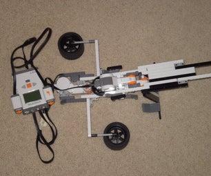 Rubber Band Shooter / Minifigure Launcher