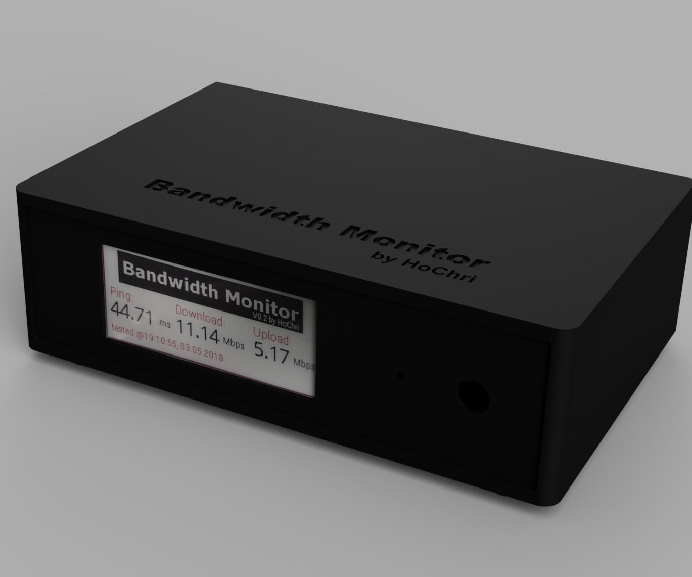Bandwidth Monitor
