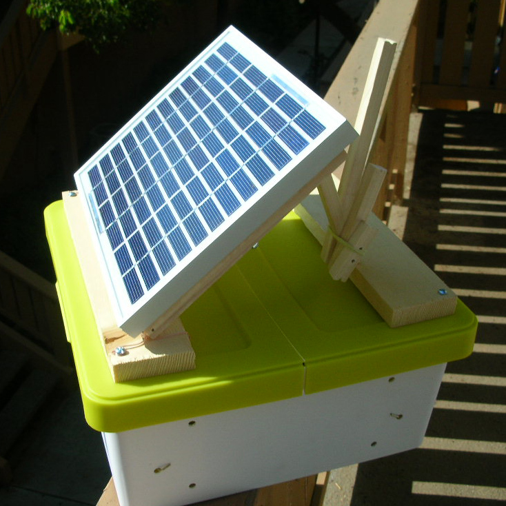 S.P.R.E.E. (Solar Photovoltaic Renewable Electron Encapsulator), a Compact, Durable, and Portable Solar Energy Generator