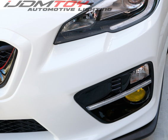How to Install Switchback LED DRL on 2015-17 Subaru WRX
