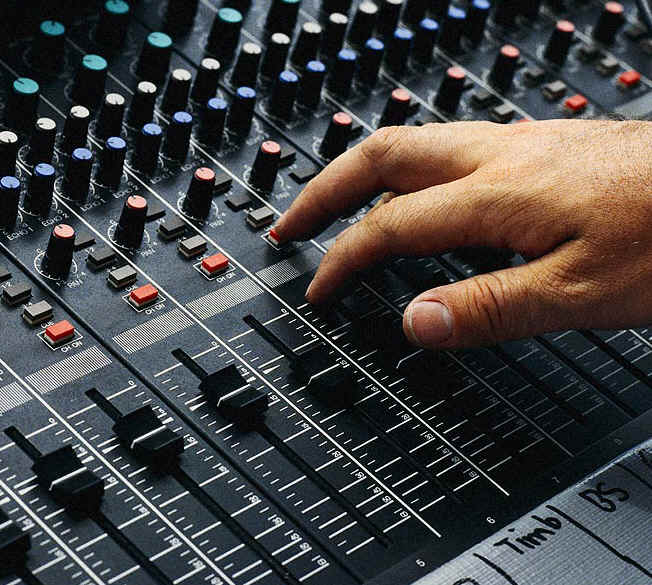 How To Run An Analog Soundboard