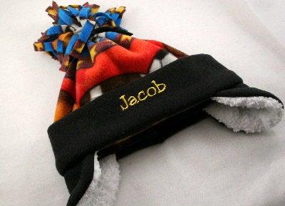 Fleece Bomber Hat