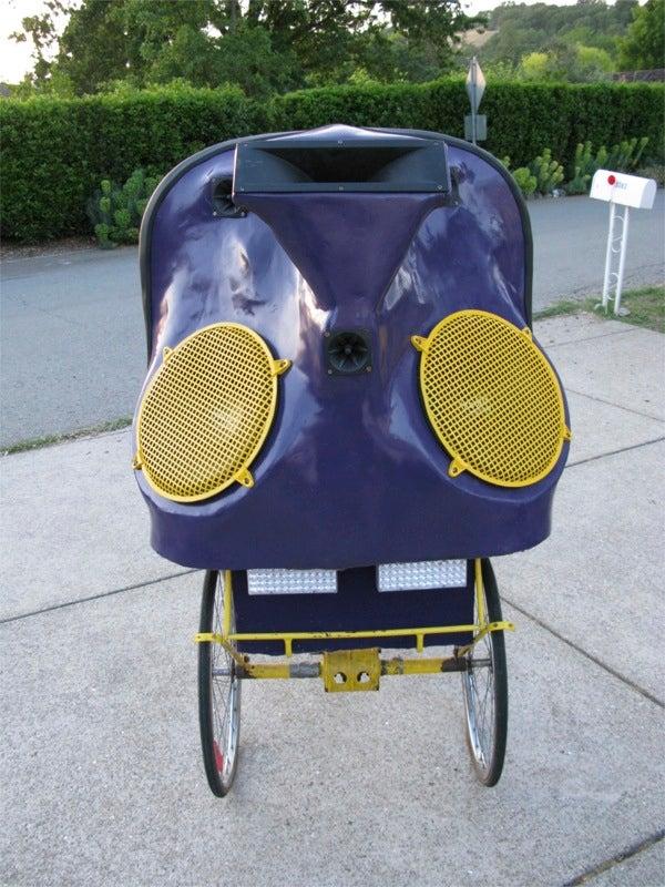 Make a Fiberglass Speaker Enclosure