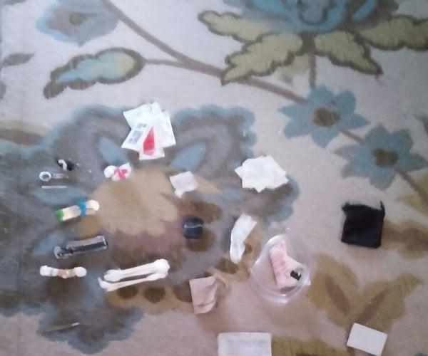 Miniature Multipurpose Survival Kit