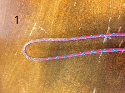 Create the Paracord Handle