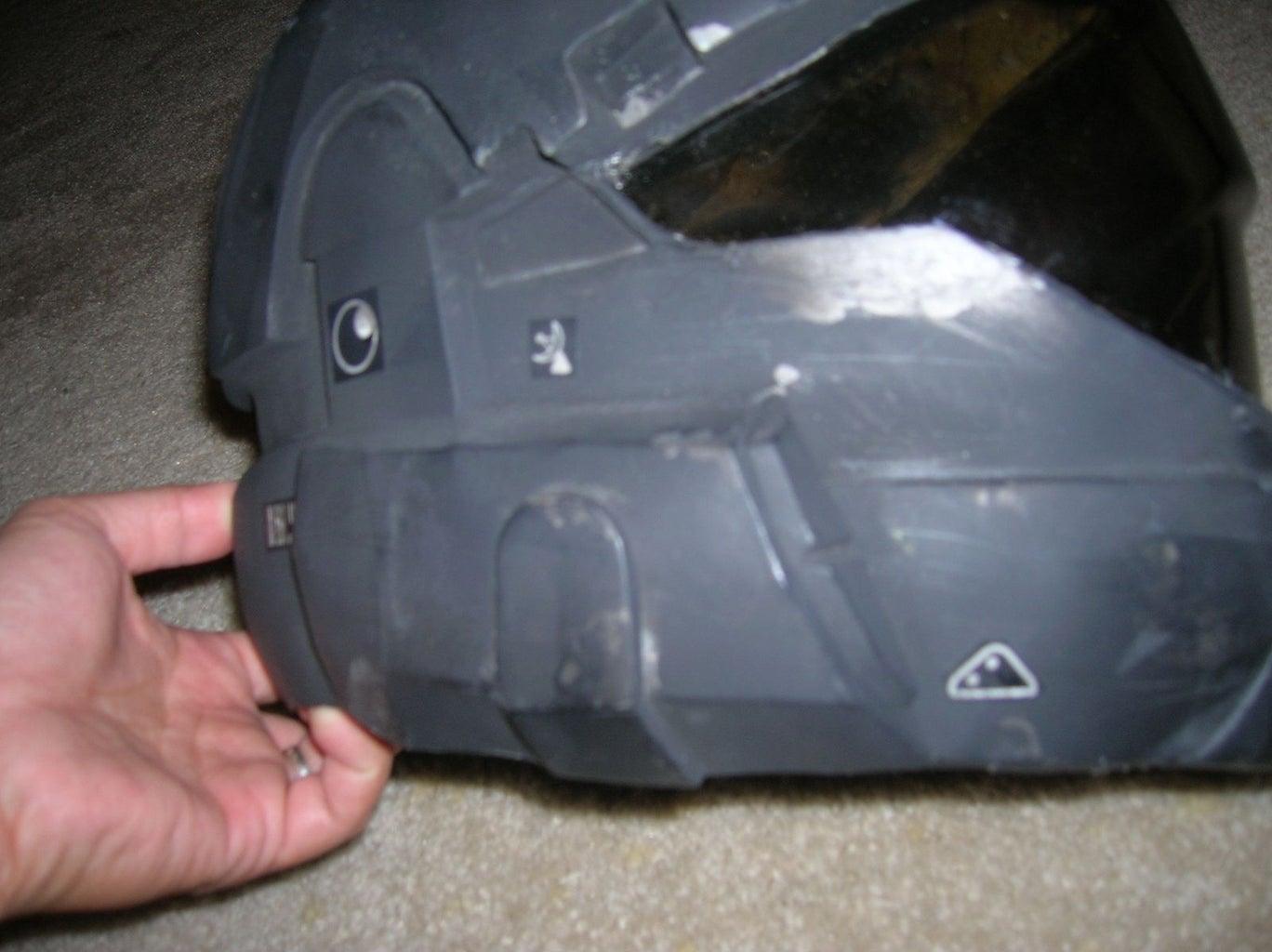 Part 1: Helmet