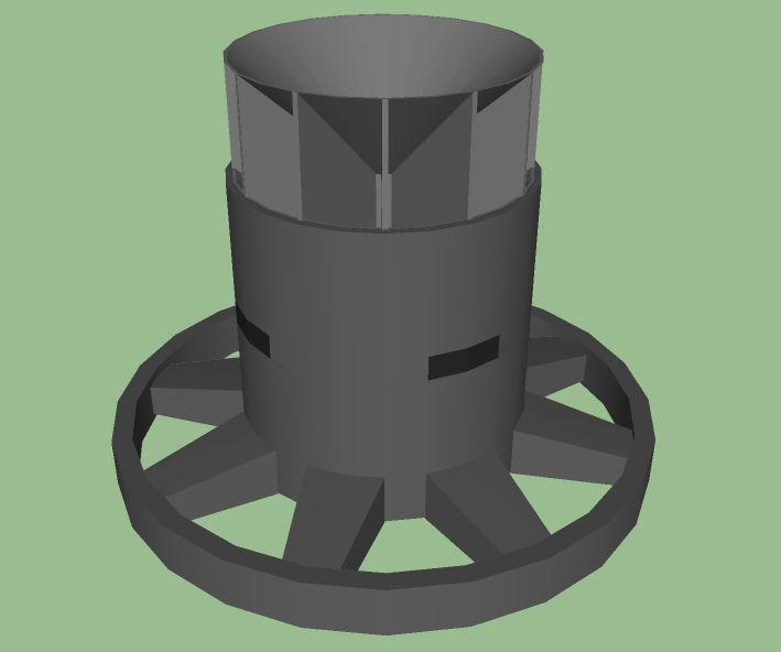 Omni Directional Wind Generator