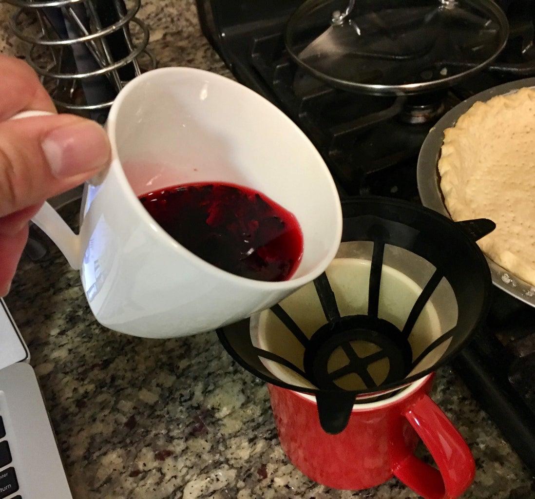 Prepare Natural Food Coloring Teas