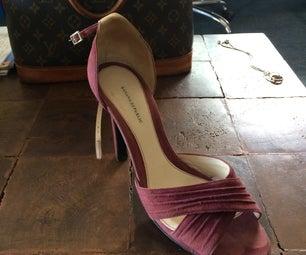 Suede Sandals Color Refresh