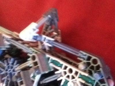 REMPAR-1 Slideshow (REmovable Magazine Pump-Action Rifle Mark 1)