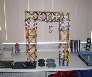 Knex Crane Capeble of Lifting 3kg
